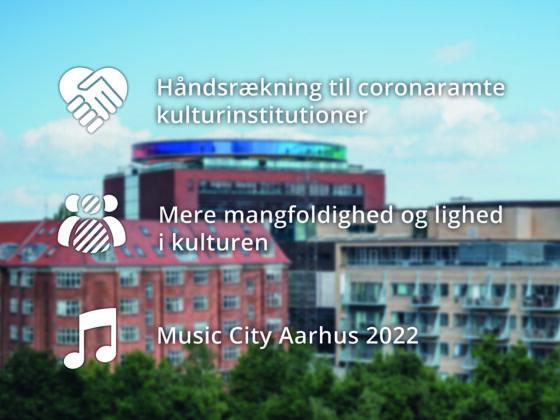 Ny kulturpolitik i Aarhus